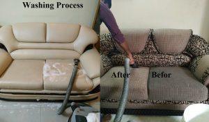 বাসা / অফিস / রেস্টুরেন্টের সোফা ক্লিন করি – Kohinoor Clean & Care